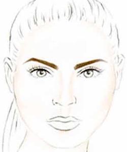 Finde deine perfekte Augenbrauen - Form