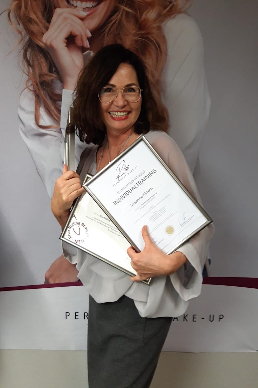Susanne Klitsch Nu Beauties Akademie