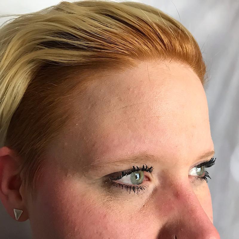 Nachher-Foto Make-Up